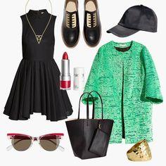 Daily Pleasures: H&M Special Fancy Look