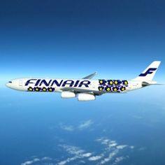 http://wanelo.com/p/3982830/airfare-secrets-how-to-book-cheap-airline-tickets-discount-flights-cheap-airfare-discounted-plane-tickets-hotel-rooms-car-rentals - Marimekko makeover for  Finnish airline!