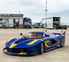 Lemon Spotter / Ferrari LaFerrari FXXX