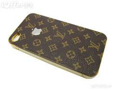 Louis Vuitton phone case :)