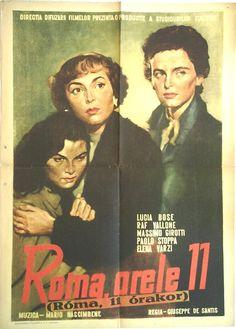 """Roma ore 11"" (1952)."