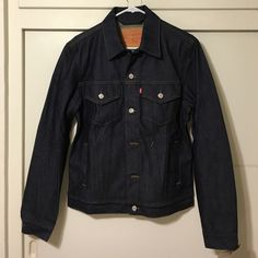 Levis denim jacket Medium Levis denim jacket men's Medium NEW Levi's Jackets & Coats Jean Jackets