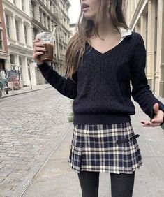 Fall Outfits, Cute Outfits, Fashion Outfits, Preppy Outfits, Preppy Style, Style Me, Estilo Ivy, Outfit Invierno, Girly