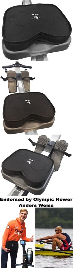 Rowing Machines 28060: Rowing Machine Seat Cushion That Perfectly Fits Concept 2 With Thick Memory Foam -> BUY IT NOW ONLY: $42.2 on eBay!