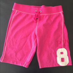 NWOT VS PINK Bermuda a length sweatpants NWOT VS PINK Bermuda a length sweatpants PINK Victoria's Secret Shorts Bermudas