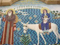Hanging Church, Coptic Cairo, Egypt