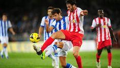 Real Sociedad vs Almeria: http://www.envivofutbol.tv/2015/02/almeria-vs-real-sociedad-en-vivo.html