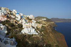 Oia. Santorini. Grecia