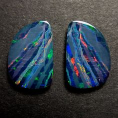 Video Natural Australian Opal Cabochon by oblivionjewellery As You Like, Give It To Me, My Gems, Doublet, Australian Opal, Gems And Minerals, Opals, Just Giving, True Beauty