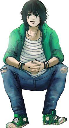 Xavery KattLett Common People, Emo Girls, 2d Art, Anime Boys, Cool Art, Manga, Cool Stuff, Fictional Characters, Manga Anime
