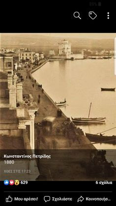 Thessaloniki, Historical Pictures, Macedonia, Greece, Lost, Europe, Island, Greece Country, Islands