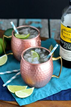 Classic Moscow Mule | Community Post: 24 Insanely Unique Moscow Mules To Help…