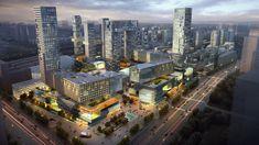 Fuzhou Taijiang District Pai Wei Complex - RM Architects