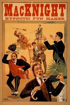 Hypnotist Posters