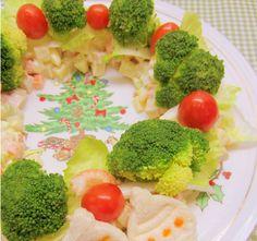 Salad rau củ ngon cho Giáng sinh - http://congthucmonngon.com/12020/salad-rau-cu-ngon-cho-giang-sinh.html