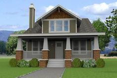 4 Bedroom Craftsman with Lots of Options - 50146PH | Architectural Designs - House Plans