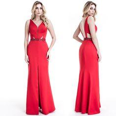 Faltam palavras para descrever o tão belo é esse 'long dress' #reginasalomao #SummerVibesRS #SS17 #PartyEdition #SpecialXmas