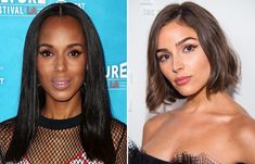 The 6 Hair Trends You'll Still See Everywhere in 2018 Blunt Ends Evening Hairstyles, Everyday Hairstyles, Summer Hairstyles, Popular Hairstyles, Celebrity Hairstyles, Trendy Hairstyles, Celebrity Hair 2018, Hairstyles Haircuts, Hair A