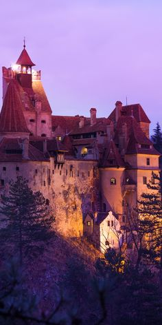 Zamek Bran, Transylwania, Rumunia