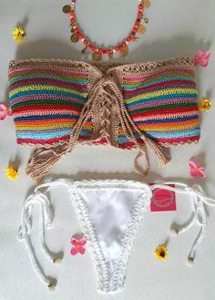 croche bikini will take it down #