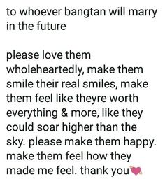 That's so touching. I really want them to find the ones who will make them happy and love them. Even if it isn't me.