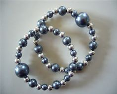"Queasy Beads™ Motion Sickness Bracelets in ""Luxurious"" by QueasyBeads on Etsy"