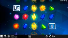 Flux video slot by Thunderkick provides you with 5 reels and 15 paylines. Beautiful images of space crystals are making this game one of the most beautiful video slots, and different bonus features won't let you become bored.