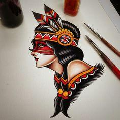 - Old School Tatto Old, Old Tattoos, Body Art Tattoos, Sleeve Tattoos, Tattoos For Guys, Tattoo Old School, Old School Tattoo Designs, Traditional Tattoo Design, Traditional Tattoo Flash