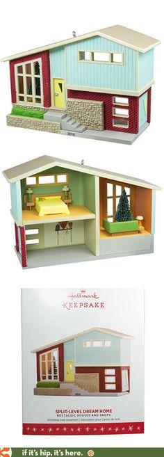 Hallmark Split Level Dream Home