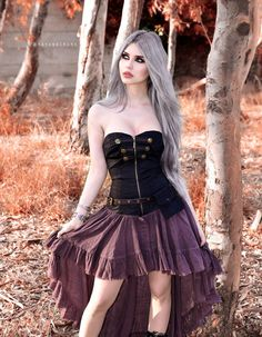 Model: Dayana Crunk Welcome to Gothic and Amazing |www.gothicandamazing.com