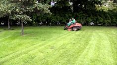 Gartens SIA - YouTube Kubota ZD21. Lawn Care