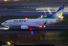 Boeing 737-73A PR-VBZ 28500 Sao Paulo Congonhas - SBSP