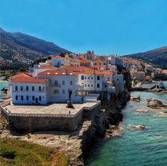 GreecePortal.gr    Greece   Cyclades   Andros