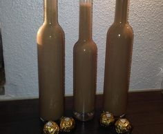 Ferrero Rocher Likör Recipe Ferrero Rocher liqueur by – Recipe of the category drinks Ferrero Rocher, Healthy Eating Tips, Healthy Nutrition, Whole30 Recipes Lunch, Easy Alcoholic Drinks, Cocktail Shots, Easy Whole 30 Recipes, Liqueur, Vegetable Drinks