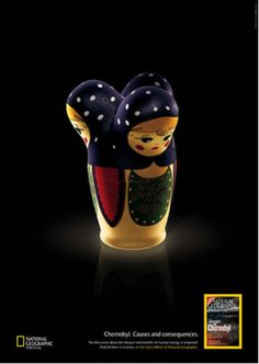 cae156159dc these traditional russian dolls are usually designed looking happy but in  the poster they look sad.