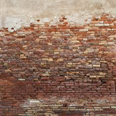 grunge brick wall damaged plaster by AlexZaitsev on @creativemarket