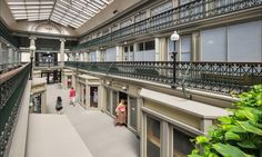 With online retailers making shopping an efficient, no-fuss experience, it's no secret that brick-and-mortar malls aren't as popular as they used to be. Yet, what's to be done about the shopping malls that are no longer populated by crowds of shoppers? What can we do with structures like Arcade Providence, America's oldest shopping mall and …
