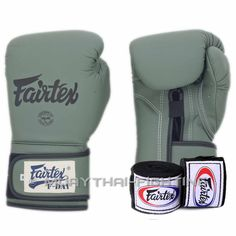 The only tasteful boxing gloves I have ever seen. $124