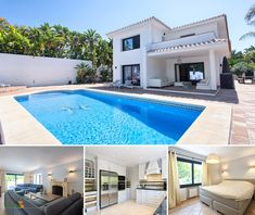 Recently renovated villa for sale in Los Monteros, Marbella. South to west facing. Walking distance to the beach and hotel Los Monteros. All amenities nearby. Luxury Property For Sale, Villa, Beach, Distance, Outdoor Decor, Walking, Home Decor, Decoration Home, Room Decor