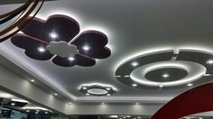 10 Fine Tips: False Ceiling Chandeliers false ceiling living room bookshelves.False Ceiling With Wood Living Rooms false ceiling ideas living rooms. Roof Ceiling, Ceiling Plan, Ceiling Chandelier, Ceiling Lights, Ceiling Crown Molding, Pop False Ceiling Design, False Ceiling Living Room, Faux Beams, Dream House Interior