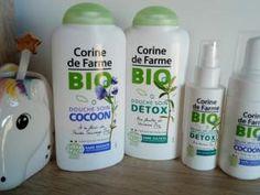 La jolie gamme Bio de Corine de Farme • Hellocoton.fr