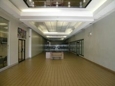 Inside a dead lakeside mall Lakeside Mall, Abandoned Malls, Dead Malls, Stairs, Denver, Colorado, Lost, History, Places