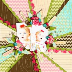 Spring Fling Mini Kit by Sugary Fancy Designs   Spring Fling Chevron Papers by Sugary Fancy Designs   http://scraporchard.com/market/Sugary-Fancy-Designs/     template by Meagan's Creations  photos by Lili Petkova Photography /Vitaminka/