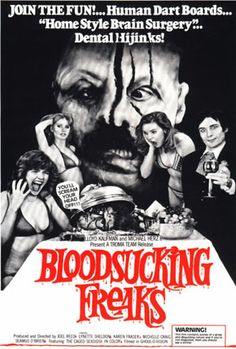 BLOODSUCKING FREAKS | Troma