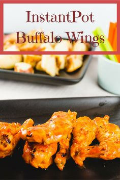 When football is king, you need chicken wings. These wings take less than 20 minutes to make and are perfect for your game day. Instantpot helps you to get quick and delicious wings in a matter of no time.