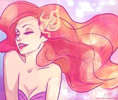 Ariel. by viria13.deviantart.com