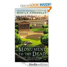 Amazon.com: Monument to the Dead (A MUSEUM MYSTERY) eBook: Sheila Connolly: Kindle Store