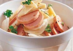 Salade strasbourgeoise - Recettes - Cuisine française