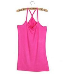 Cotton slim Y style spaghetti strap basice shirt 10 color for choose women's vest /cotton top tank camis Spaghetti Strap Top, Athletic Tank Tops, Slim, Casual, Cotton, Vest, Shirts, Clothes, Ladies Tops
