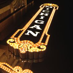 Michigan Theater in Ann Arbor. Fine place to see a show. Places To See, Places Ive Been, Michigan Go Blue, University Of Michigan, Michigan Wolverines, Ann Arbor, Theater, College, Entertainment